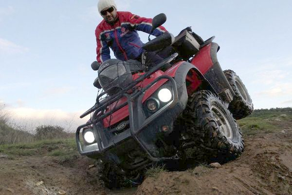 ATV and extreme sports in Bansko
